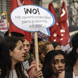 ¿Por qué las marchas de los estudiantes?