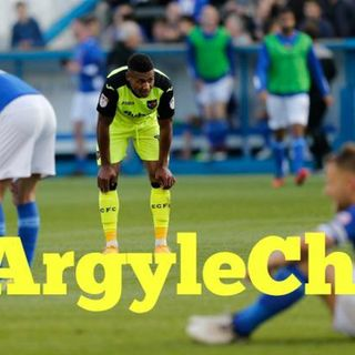 Who will join Argyle in league One next season?