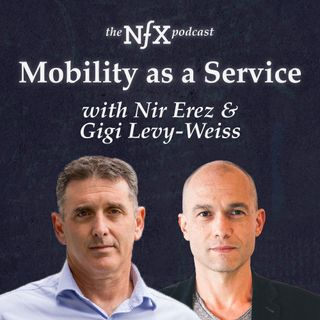 Nir Erez from Moovit on Mobility as a Service (MaaS)