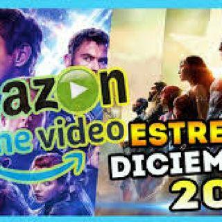 Amazon Prime VIDEO sorprende con estos estrenos para el mes de Diciembre