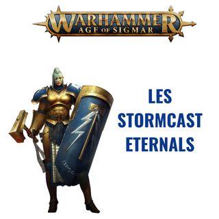 Les Stormcast Eternals