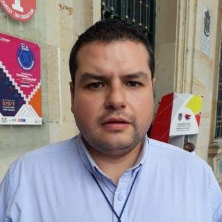Mauricio Rojas Director Acopi Nariño.