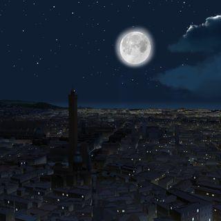 La Terra, l'Emilia, la Luna