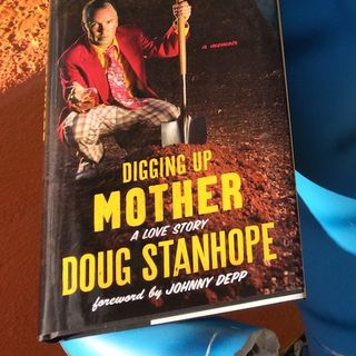 Doug Stanhope Author Of Digging Up Mother