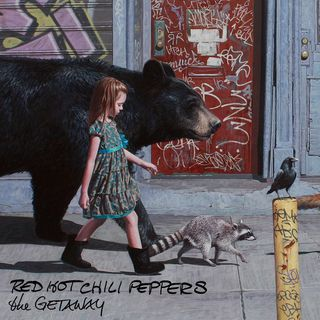 Especial RED HOT CHILI PEPPERS THE GETAWAY 2016 Classicos do Rock Podcast #RHCP #starwars #yoda #r2d2 #c3po #ig11 #obiwan #skywalker #bond25