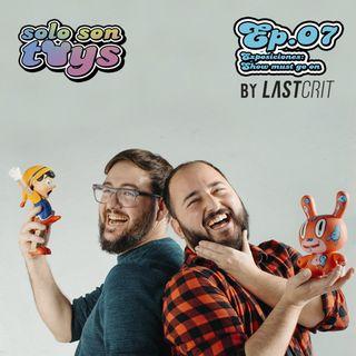 SE01 EP07 - Exposiciones: show must go on!