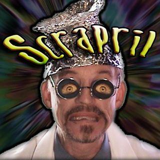 """Doctor I. M. Paranoid """"Scrapril 2019"""""""