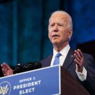 Joe Biden Speech After Electoral College Vote .