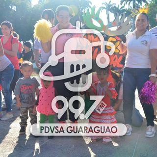 Hijos e hijas de los trabajadores de Refinación Oriente celebraron los carnavales 2020