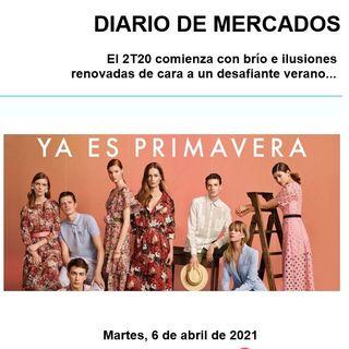 DIARIO DE MERCADOS Martes 6 Abril