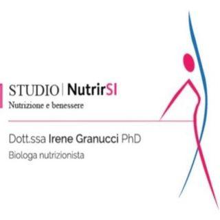 INTERVISTA IRENE GRANUCCI - BIOLOGA NUTRIZIONISTA