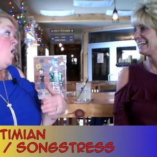 The Musical Styling of Songstress Cathie Timian: interview on the Hangin With Web Show