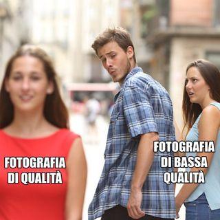 Come ottenere fotografie di qualità e perché