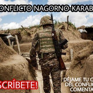 Conflicto Nagorno-Karabaj (Artsaj): situación actual, origen y países involucrados.