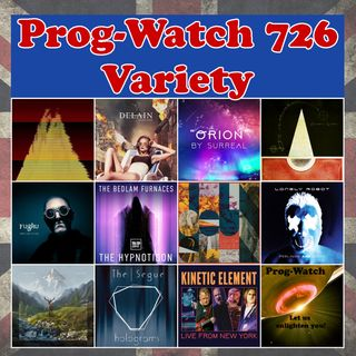 Episode 726 - ALL NEW Variety