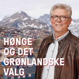 Hønge og det grønlandske valg: 7 - Grønland i spidsen for Arktis