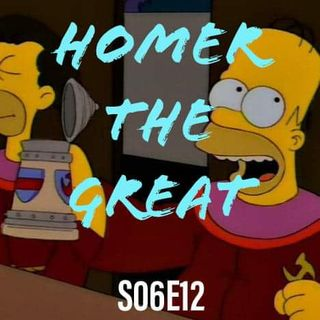 80) S06E12 (Homer the Great)