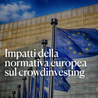 Presentazione del documento sugli impatti della normativa europea sul crowdinvesting