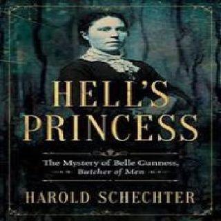 HELLS' PRINCESS WITH HAROLD SCHECHTER