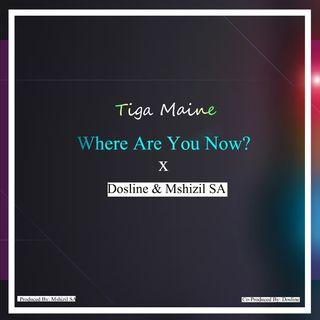 Tiga Maine - Where Are You Now (ft. Dosline & Mshizil SA)