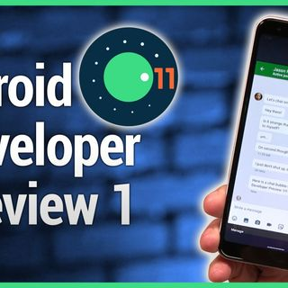 HOA 2: Hands-on Android 11 Developer Preview