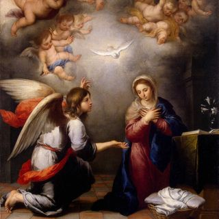 The Joyful Mysteries of the Most Holy Rosary