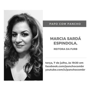 Marcia Sardá Espindola, reitora da Furb