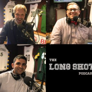 The Longshot Podcast 7: Olympics - sport or entertainment, B-Jennings, V-Day, Lavar Ball