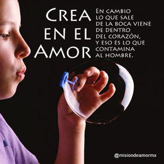 Crea en el amor