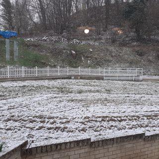 #sarnano Neve a marzo?!