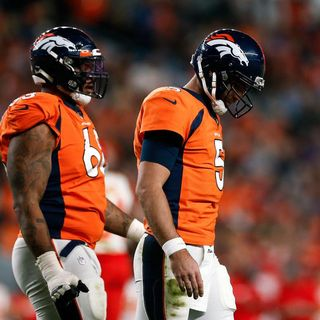 BTB #115: Broncos Stock Report | Week 8 | Where do we go from here?