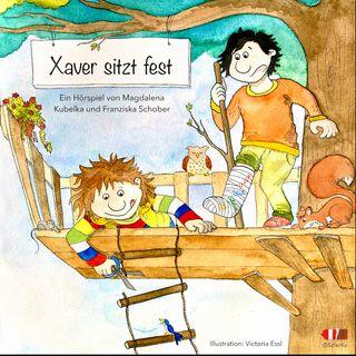 Xaver sitzt fest