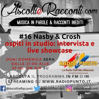 Radio Punto | #16 Nasby and Crosh 15-07-2018