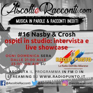 Radio Punto | #16 Nasby and Crosh 15-07-2018