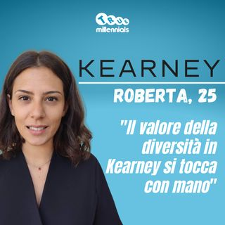 CONSULENZA STRATEGICA in KEARNEY - Cultura, Gender Balance e Team Building