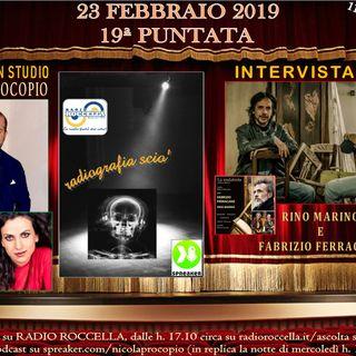 Radiografia Scio' - N.19 del 23-02-2019
