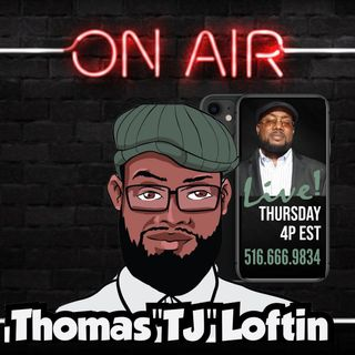 THE TJ LOFTIN BRAND, HOSTED BY THOMAS 'TJ' LOFTIN (HAPPY HOLIDAY)