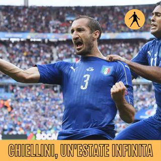 S.1 - Ep. 6 | Chiellini, un'estate infinita