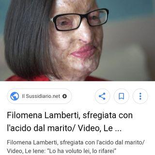 #bo La storia di Filomena