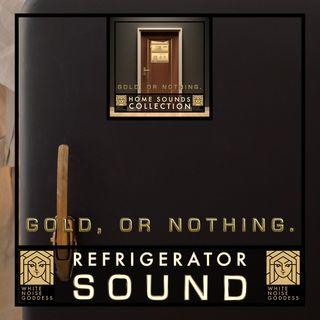 Refrigerator Sound | White Noise | ASMR & Relaxation