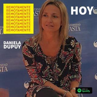 2 - Entrevistamos a Daniela Dupuy, Fiscal especializada en Cibercrimen de Argentina