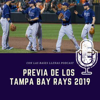 Previa de los Tampa Bay Rays 2019