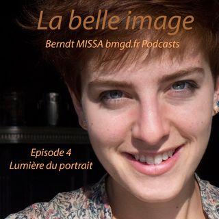 Episode 4: Lumière du portrait.