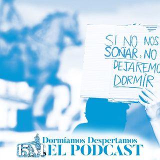 """""""Dormíamos, despertamos"""" Prólogo. (El Podcast del 15M)"""