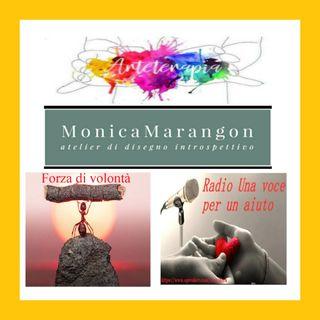 """Punt. straordinaria: """"LA FORZA DI VOLONTA' """" con Monica Marangon"""