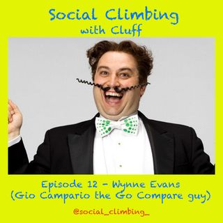 Episode 12 - Wynne Evans (The Go Compare Guy)