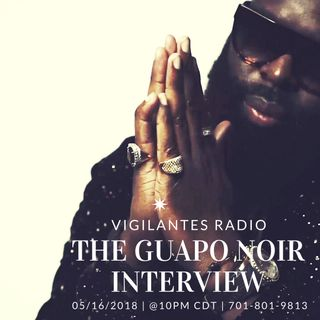 The Guapo Noir Interview.
