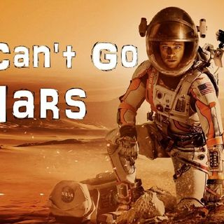 What Just Happened? NASA Just Told The President that We Can't go to Mars!!! Episode 110 - Dark Skies News And information