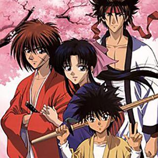 """RADIO GIAFFY - 13/06/18 """"Kenshin samurai vagabondo"""""""