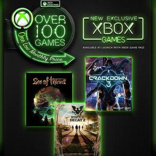 Xbox Game Pass è il futuro del Videogioco